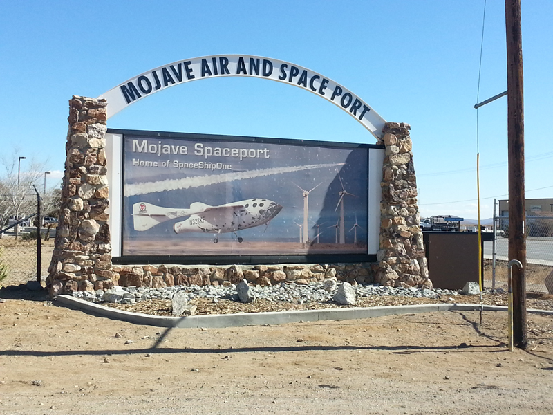 Mojave Air and Space Port, Virgin Galactic, The Spaceship Company